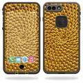 MightySkins Protective Vinyl Skin Decal for Lifeproof iPhone 7 Plus Case fre Case wrap cover sticker skins Circle Weave