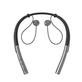 Running Neckband Bluetooth Headphones - Stereo in Ear Earbud Sports Earphone Wireless Headset Magnetic Earbuds Handsfree with Mic Earpiece for Cycling Gym Yoga for Apple iPhone X 8 7 Sony and Device