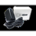 OMNIHIL AC/DC Adapter/Adaptor for Polycom SoundPoint IP 650: 2200-12651-025, 2200-12651-001 Wall Charger