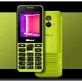 BLU Tank II T193 Unlocked GSM Dual-SIM Cell Phone w/ Camera - Lime