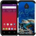 Alcatel One Touch A571VL, Ideal 4G LTE Case, Pixi Avion 4G LTE Case, Pixi Bond Case, Dawn, Streak, Acquire Case - Armatus Gear (TM) Slim Hybrid Armor Case Protective Phone Cover