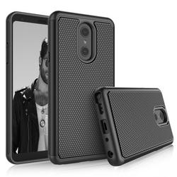 Tekcoo Case Cover For LG Stylo 4 / LG Stylus 4 2018 / LG Q Stylo / LG Q Stylo + / LG stylo 4+ / LG Stylo 4 Plus, Dual Layer Shock Absorbing Anti-Scratch Rugged Bumper Armor Cover for LG Stylo 4 2018