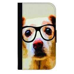 Golden Retriever Dog Animal Art - Galaxy s10p Case - Galaxy s10 Plus Case - Galaxy s10 Plus Wallet Case - s10 Plus Case Wallet - Galaxy s10 Plus Case Wallet - s10 Plus Case Flip Cover