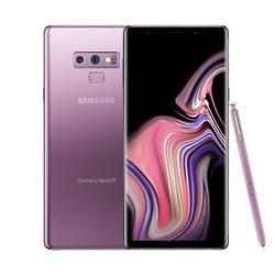 Samsung N960 Galaxy Note 9, 128 GB, Lavender Purple - Fully Unlocked - GSM and CDMA compatible (Refurbished)