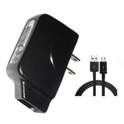Original LG STA-U13WR Wall Charger Adapter with Original Micro-USB Data/Charging Cable - 100% OEM - Brand New in Non-Retail Packaging