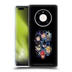 Head Case Designs Officially Licensed Justice League DC Comics Dark Electric Graphics Heroes Head Soft Gel Case Compatible with Huawei Huawei Mate 40 5G