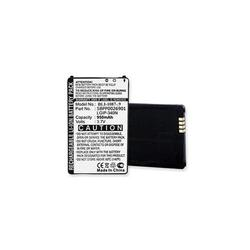 LG GR700 Cell Phone Battery (Li-Ion 3.7V 950mAh) - Replacement For LG AX265/LX265 Cellphone Battery