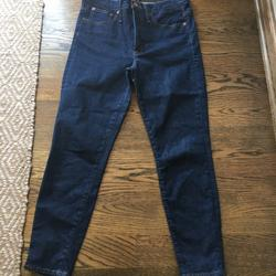 J. Crew Jeans   *J. Crew Jeans Blue Jean Denim Pants   Size 30p   Color: Blue   Size: 30p