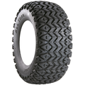Set of 4 Carlisle All Trail All-Terrain ATV Bias Tires - 25X10.00-12 4PLY Rated