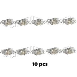 10 PCS of Cold Control Thermostat for GE General Electric Refrigerator WR9X491 WR9X355