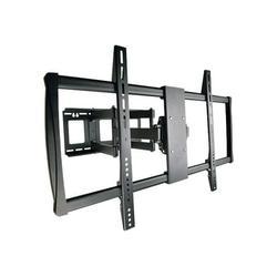 "Tripp Lite Display TV Wall Monitor Mount Swivel/Tilt 60"" to 100"" TVs / EA / Flat-Screens - Bracket - for LCD display - steel - black - screen size: 60""-100"" - wall-mountable"
