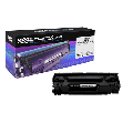 Speedy Compatible Toner Cartridge Replacement for Canon 128 3500B001AA (Black)