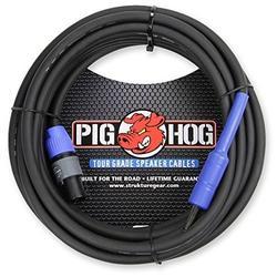 Pig Hog PHSC25S14 25ft Speaker Cable, Spkon To 1/4
