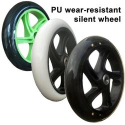 SPRING PARK Tires Rear Wheel Scooter Wheel's 180mm Replacement Tire for Electric Scooter Explosion-Proof Tire