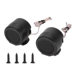 Kritne Black 12V 500W Mini Car Speaker Audio Tweeter 165mm 91dB Loudspeaker Automobile Speaker, Car Speakers,Car Speaker Audio