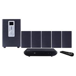 Craig 5.1-Channel Home Theater System with DVD Player, CHT755