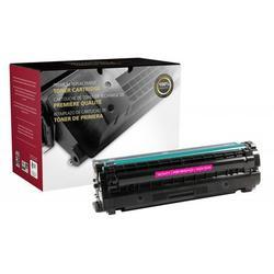 Clover Imaging Remanufactured High Yield Magenta Toner Cartridge for Samsung CLT-M506L/CLT-M506S