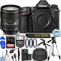 Nikon D780 DSLR Camera with 24-120mm ED VR Lens Bundle Includes: Extra EN-EL15 Battery and Charger Sandisk Extreme Pro 64GB SD, Filter Kit, Gadget Bag, Tripod and More