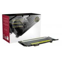 Clover Imaging Remanufactured Yellow Toner Cartridge for Samsung CLT-Y407S