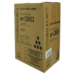 OEM Ricoh Toner Cartridge, BLACK, 48.5K YIELD - for use in Ricoh MP C6502SP printer, MP C8002SP