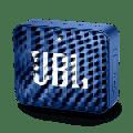 JBL GO 2 Portable Bluetooth Speaker, Deep Sea Blue - Manufacturer Refurbished
