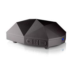 Outdoor Tech OT1800 Turtle Shell 2.0 Rugged Water-Resistant Wireless Bluetooth Hi-Fi Speaker Black