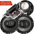 """""""JBL CS763 6.5"""""""" 270 Watts 3-Way Coaxial Car Audio Loudspeaker CS-Series 2 PAIRS"""""""