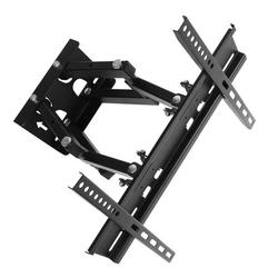 Walfront Adjustable Universal Wall Mounts Bracket TV Wall Mount Stands for Most 26-55 Inches LCD HDTV Flat Panel TV