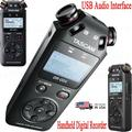 Tascam DR-05X Stereo Handheld Digital Recorder and USB Audio Interface MicroSD