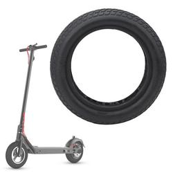 Kritne Electric Scooter Replacement Tyre, Electric Scooter Tire, 8.5inch Explosion-proof Solid Tyre Shock Absorption Tire Wheel for Xiaomi M365 Electric Scooter Replacement Accessory