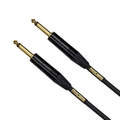 """Mogami GOLD SPEAKER-15 Amplifier-to-Cabinet Speaker Cable, 1/4"""" TS Male Plugs, Gold Contacts, Straight Connectors, 15 Foot"""