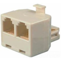 Allen Tel Products AT202-6 T ADAPTER 6 CONTACTS