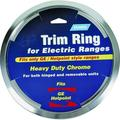 1PK-Camco 00313 Ge Hotpoint 8 Inch Electric Range Trim Ring Chrome