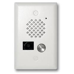 Viking Electronics VK-E-50-WH-EWP Video Entry Phone-White with EWP