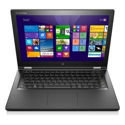 Lenovo Yoga 2 13(MultiTouch) Convertible Laptop- 59429101 - Black- 4th Generation Intel Core i5-4210U (1.70GHz 1600MHz 3MB) 8GB RAM/256GB SSD Hard Drive/ Windows 8.1
