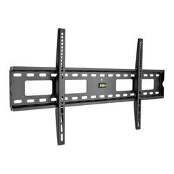"""Tripp Lite Display TV LCD Wall Monitor Mount Fixed 45"""" to 85"""" TVs / EA / Flat-Screens - Bracket - for LCD display (Low Profile Mount) - steel - black - screen size: 45""""-85"""" - wall-mountable"""
