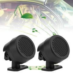 Greensen Audio Tweeter, Car Audio Speaker,2Pcs 12V 500W Car Round Super Power Loud Audio Speaker Tweeter Loudspeaker