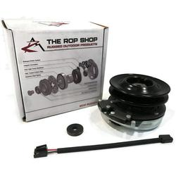 The ROP Shop Electric PTO Clutch for MTD Cub Cadet 917-04174, 917-04174A - Lawn Mower Engine, ELECTRIC PTO CLUTCH with High Temp Bearings, Billet Machined Pulley,.., By Visit the The ROP Shop Store