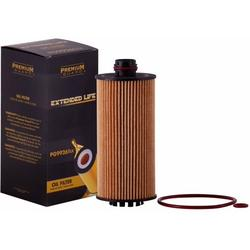PG Oil Filter, Extended Life PG99261EX Fits 2017-20 Chevrolet Express 2500, Express 3500, 2017-20 GMC Savana 2500, Savana 3500