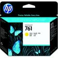 HP 761 DesignJet Printhead, Yellow (CH645A)