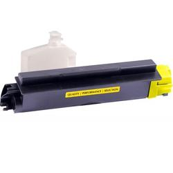 Clover Imaging Non-OEM New Yellow Toner Cartridge for Kyocera TK-582