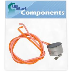 WR50X10068 Defrost Thermostat Replacement for General Electric GDSL3KCYARLS Refrigerator - Compatible with WR50X10068 Defrost Limiter Thermostat - UpStart Components Brand
