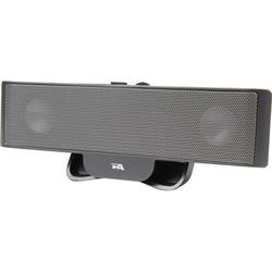 Cyber Acoustics Portable USB Laptop Speaker - Made for Notebook Travel