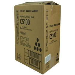 OEM Ricoh 828350 (828221) Toner Cartridge, BLACK, 30K YIELD - for use in Ricoh PRO C5100S printer, PRO C5110S