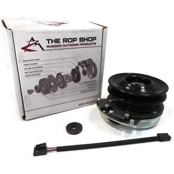 The ROP Shop Electric PTO Clutch fits Cub Cadet LT1045, LT1046, LT1050 Lawn Mowers, ELECTRIC PTO CLUTCH with High Temp Bearings, Billet Machined Pulley,.., By Visit the The ROP Shop Store