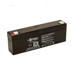Raion Power 12V 2.3Ah Replacement Rechargeable AGM Battery for Universal Power Group D5739