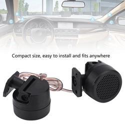 Mgaxyff Audio Tweeter, Super Power Loudspeaker ,2Pcs 12V 500W Car Round Super Power Loud Audio Speaker Tweeter Loudspeaker