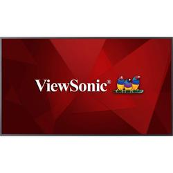 """ViewSonic CDE6510 - 65"""" Diagonal Class (64.5"""" viewable) LED display - digital signage - with built-in SoC media player - 4K UHD (2160p) 3840 x 2160 - D-LED Backlight"""