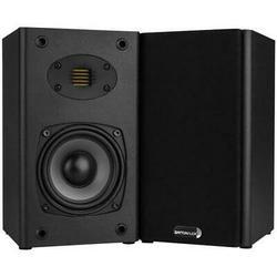 """Dayton Audio B452-AIR 4-1/2"""" 2-Way Bookshelf Speaker Pair with AMT Tweeter"""