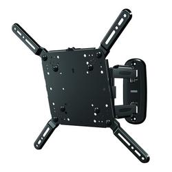 """SANUS Full-Motion TV Mount for 32""""-55"""" w/ cable tunnels & 10' HDMI"""